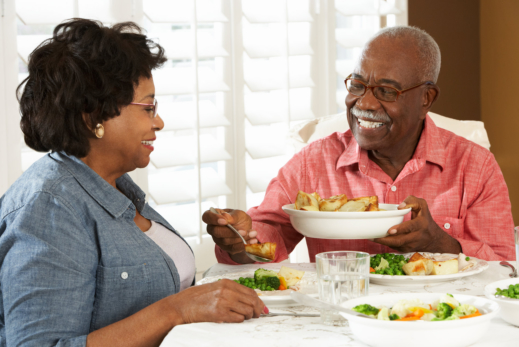 Why Eating Healthy Is Beneficial for Seniors?