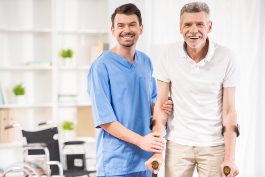 Tips: Preventing Falls When Recovering at Home